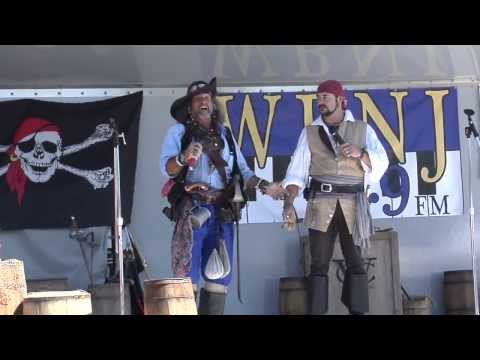 Barnegat Pirate's Day 2013 Highlights | LBI TV