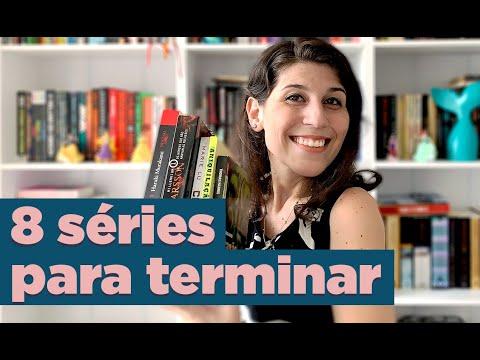 SÉRIES E TRILOGIAS QUE EU PRECISO TERMINAR | BOOK GALAXY