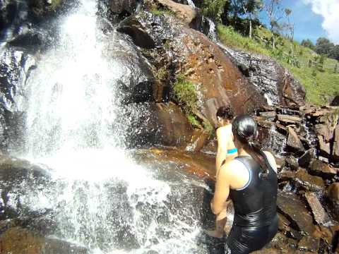 Cachoeira em Delfim Moreira Parte 1