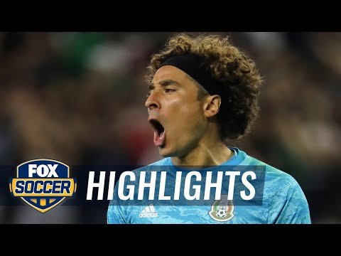 Mexico outlasts Costa Rica to advance to semifinals | 2019 CONCACAF Gold Cup Highlights