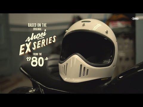 Vídeos de 'SHOEI presenta su casco integral EX-ZERO, de esencia vintage'