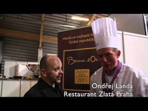 TV Gastro&Hotel: Bocuse d´Or – Kuchař roku 2011 – Známe nejlepšího kuchaře České republiky!