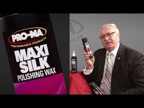 Pro-Ma Performance - Maxi Shield, Maxi Silk Introduction