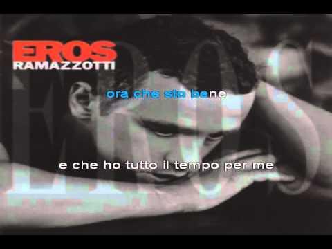 , title : 'Eros Ramazzotti Favola Karaoke'