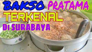 Bakso paling terkenal di Surabaya, BAKSO PRATAMA