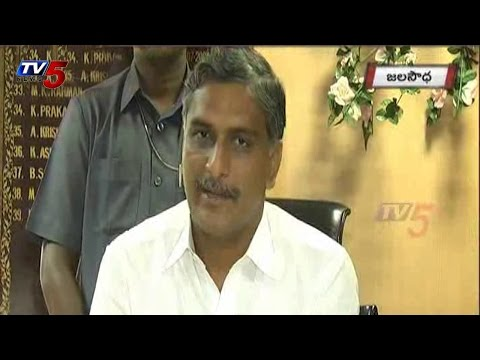 Harish Rao Surprise Visit in Hyderabad Jala Soudha : TV5 News