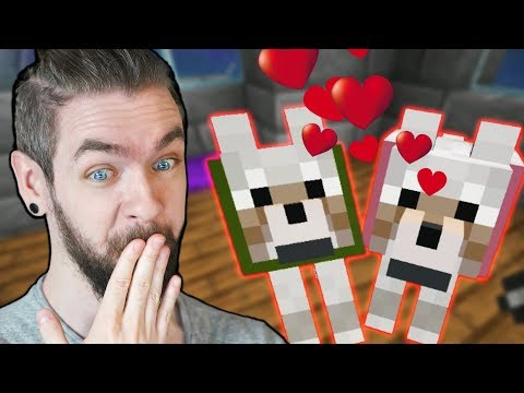 I Got My Dog A GIRLFRIEND In Minecraft - Part 12