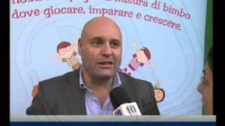 Preview video <strong>Inaugurazione Centro Socio-Educativo per Minori </strong>