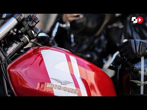 Vídeos de la Moto Guzzi V7-II