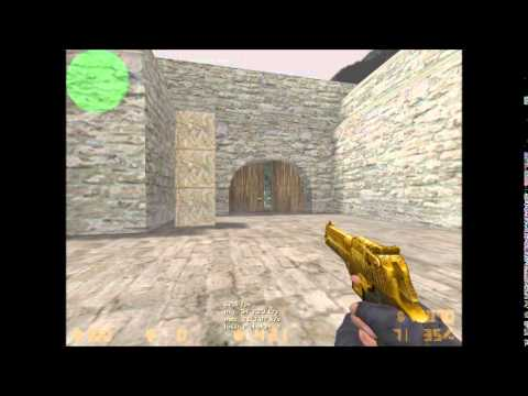 Pack de armas Doradas para Counter Strike 1.6 No steam 1 Link Mediafire PARTE 2
