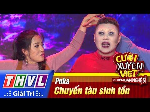 Cười xuyên Việt Phiên bản nghệ sĩ 2016 Tập 7 full phần 2