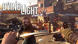 Surviving a zombie attack in Dying Light: The Following! Dying Light gameplay walkthrough part 4 with Typical Gamer!