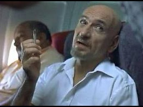 ben kingsley - Classic scene from a great movie which I would fully recommend that you go out and purchase having watched this clip. I do not own the copyright to any aspec...