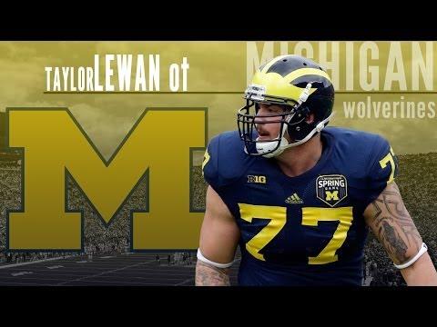 Taylor Lewan - 2014 NFL Draft profile video.