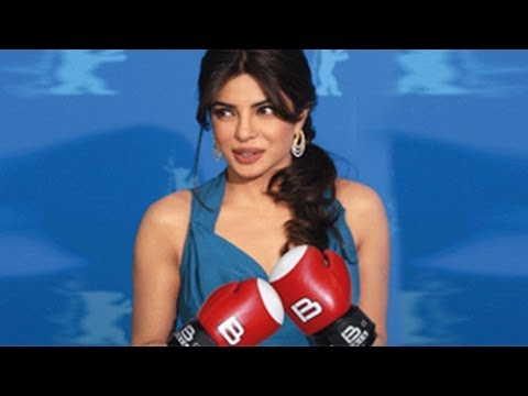 Priyanka Chopra's heavy weight TANTRUM