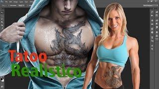 Aplicar Tatuagem realística com Photoshop CC