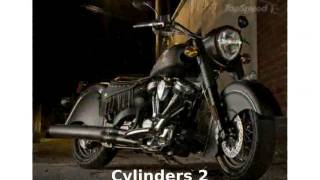 4. 2013 Indian Chief Dark Horse Specs & Details