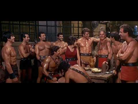 The Triumph Of The 10 Gladiators 1964