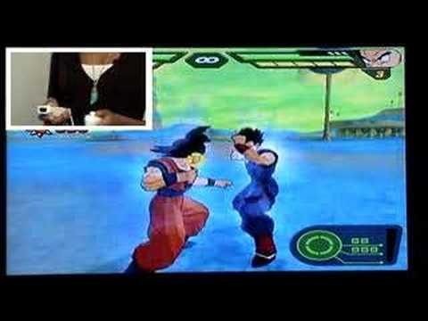 Dragon Ball Z : Budokai Tenkaichi 2 Wii