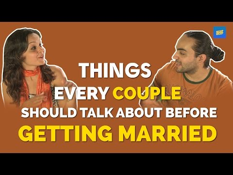 ScoopWhoop: Things Every Couple Should Talk About Before Getting Married