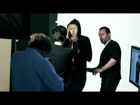 0 Nike Sportswear x Maria Sharapova   AW77 Hoodie Athlete Style Photo Shoot | Behind the Scene Video