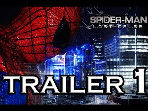 Spider-Man: Lost Cause Official Trailer #1 (Fan-film)