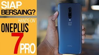 Download Video Oneplus 7 Pro - Siap Bersaing Sebagai Flagship ? - Complete Hands On Experience MP3 3GP MP4