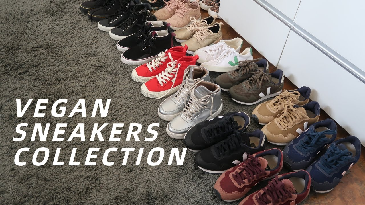 MY VEGAN SNEAKERS COLLECTION