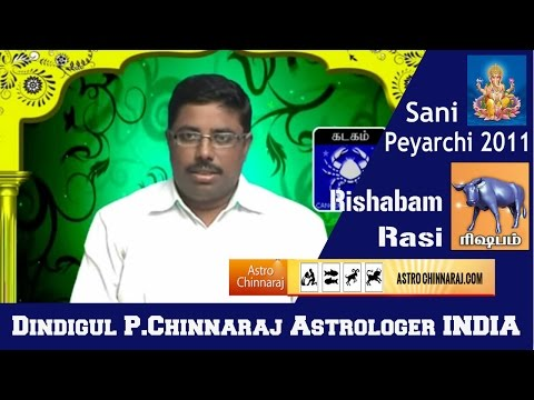 ரிஷபம் ராசி சனி பெயர்ச்சி பலன்கள் 2011