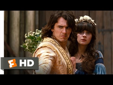 Your Highness (2011) - Stealing the Bride Scene (2/10) | Movieclips