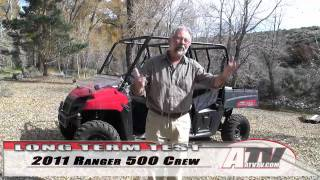 10. ATV Television - 2011 Polaris Ranger 500 Crew Long Term Wrap