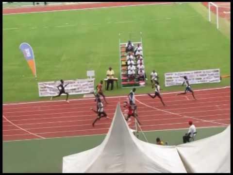 Video: Sarfo Ansah clocks life time best 20.90s(PB) at Circuit