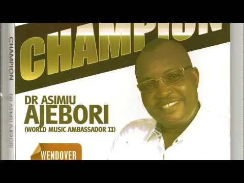 ASIMIU AJEBORI GBAFIDA NEW ALBUM (CHAMPION) TRACK 1 (I AM IN LONDON)