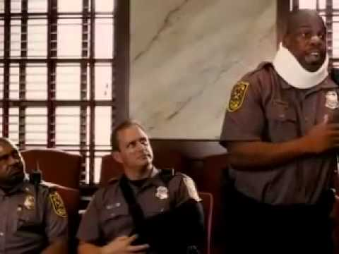 Madea Goes to Jail Courtroom Case.