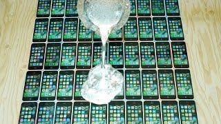Video What Happens If You Pour Molten Aluminum on 50 iPhones? MP3, 3GP, MP4, WEBM, AVI, FLV Agustus 2017