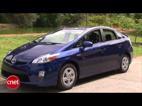 Car Tech 2010 Toyota Prius review