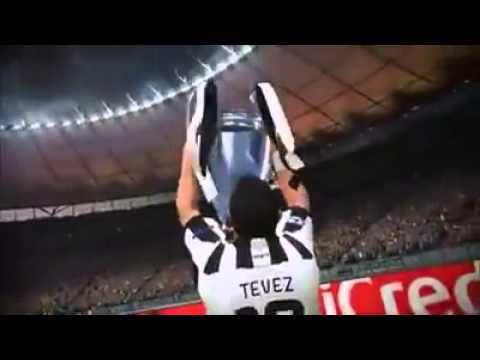 la juventus ha vinto la champions league!