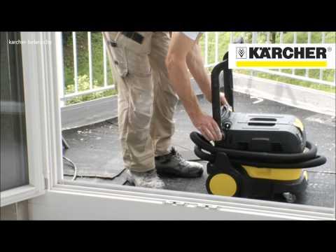 Пылесос влажной и сухой уборки Karcher 14/1 Eco Advanced