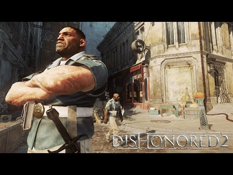 Dishonored 2 - l'échappée belle