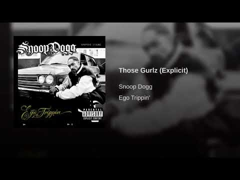 Snoop Dogg - Those Gurlz.18