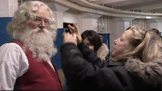 Jim Broadbent and Rafe Spall on Get Santa | BFI