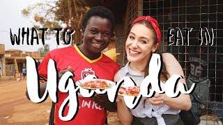 Food in Uganda | Rolex, Matoke, Posho, Kikomando and more