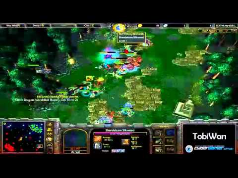 Scythe.SG - CyberGamer TV presents the Asian DOTA Championships * The Best Teams in Asia * Shoutcast by Tobi Wan * Final Playoff.