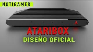 En este Notigamer te hablamos sobre el diseño oficial de la Ataribox la nueva consola de Atari. 🌍    Redes    🌎► Facebook: https://www.facebook.com/jugamerlandia/ ► Twitter : https://twitter.com/JUGAMER1 ► Instagram: https://www.instagram.com/jugamermania/► Facebook Nilcer: https://www.facebook.com/nilcersan► Visita Nuestra Web:http://jugamerlandia.com/ Diseño de Ataribox