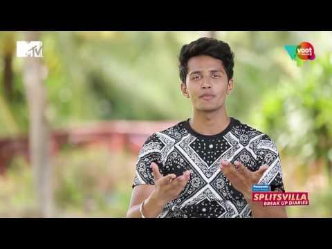 MTV Splitsvilla 9 Breakup Diaries - Anuranjan