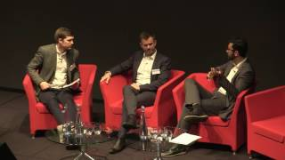 IoT Conference 2016: Panel discussion – telcos and the smart home