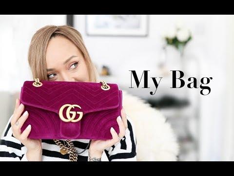 WHATS IN MY BAG?!  Samantha Maria