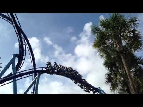 Sea World Manta Ride