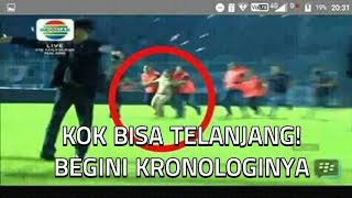 Video KRONOLOGI KERICUHAN AREMA VS PERSIB #virall MP3, 3GP, MP4, WEBM, AVI, FLV April 2018