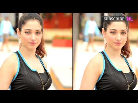 Who has replaced Tamannaah in the Telugu version o